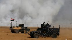 ISIS Sets Sulfur Plant Ablaze In Northern Iraq, Choking The Air With Deadly