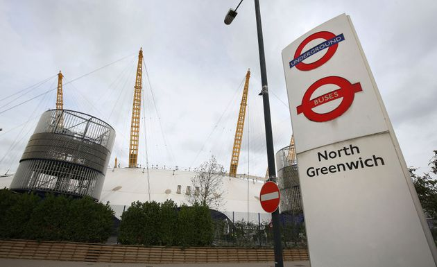 A 19-year-old man wasarrested following the discovery of a suspicious item on a tube in north Greenwich...