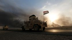 Iraqi Army Drives Islamic State From Christian Region Near