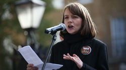 Carey Mulligan Joins Hundreds Of Demonstrators To Demand Action For Syrian
