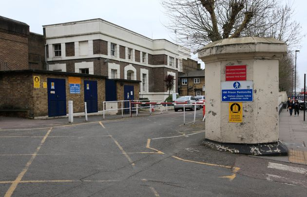 A man has been charged with murder after an inmate died atPentonville