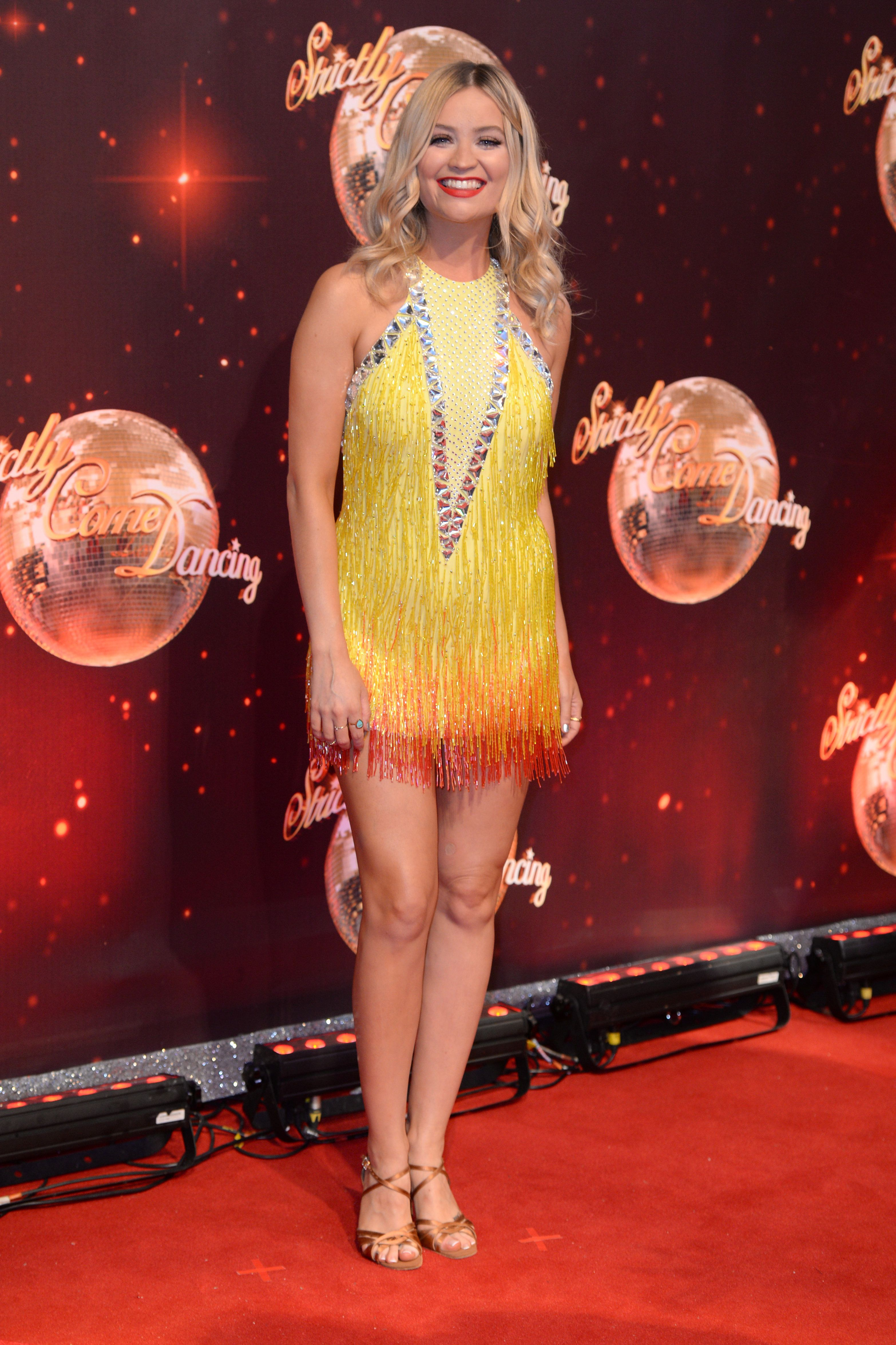 Laura Whitmore Pulls Out Of 'Strictly' Live Show Due To