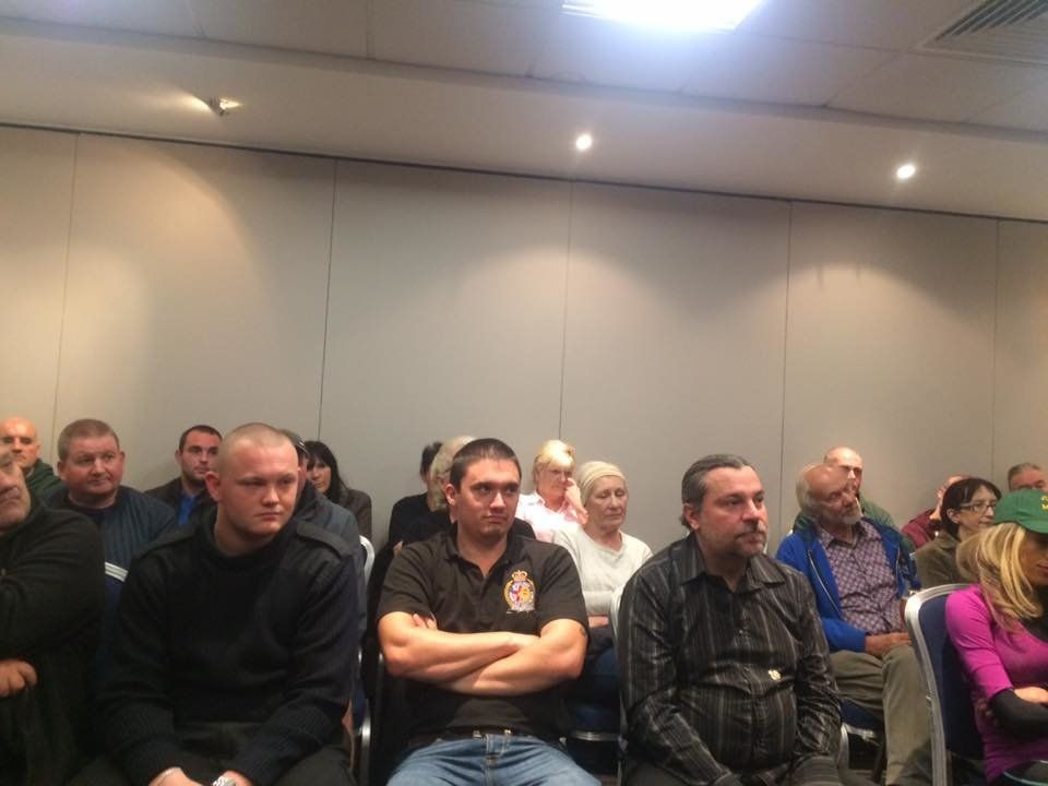 21 People Showed Up To Britain First's 'Big' London Rally So People Are Taking The