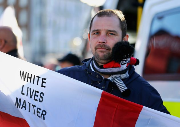 First UK 'White Lives Matter' Margate March Sees Tiny Turnout