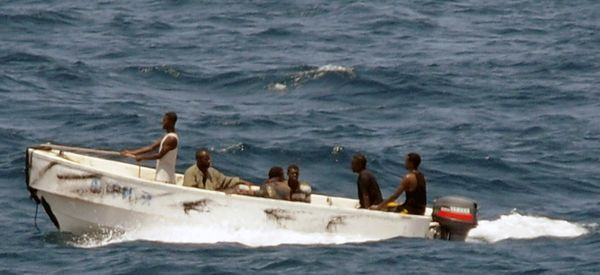 Somali Pirates Free 26 Asian Sailors After 4 Years In Captivity