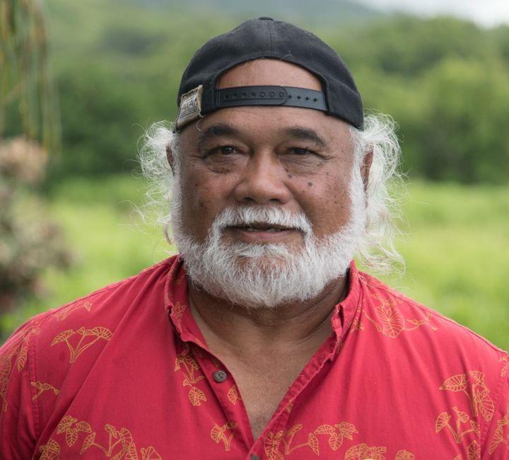 Maui Council candidate and Aina Protectors United leader Alika Atay speaks for the earth, his ancestors, and future generatio