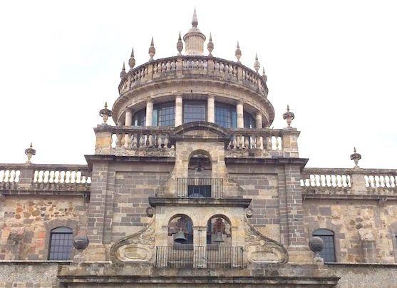 Hospicio Cabañas in Guadalajara