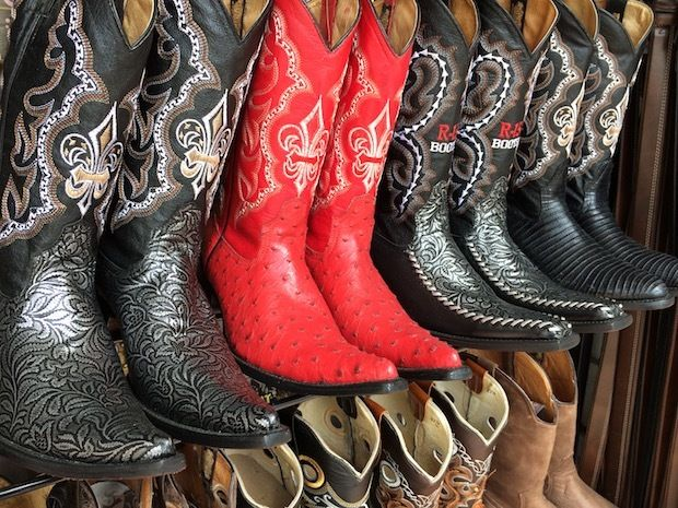 Shoe shopping in Guadalajara