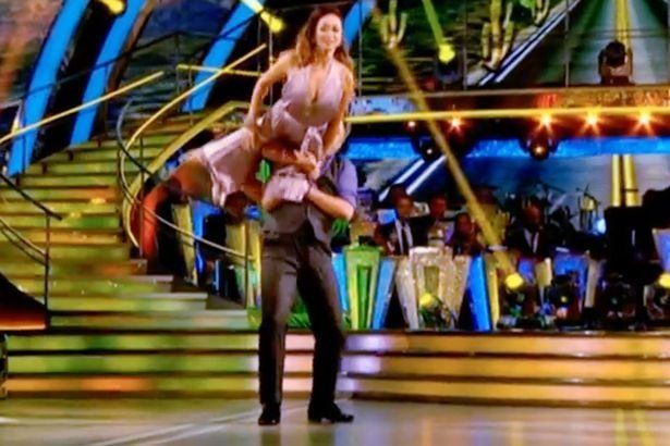 Watch The Moment Ed Balls Almost Drops His 'Strictly' Dance