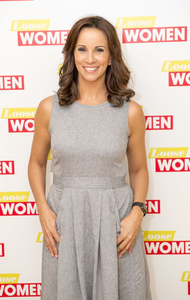 'Loose Women' Star Andrea McLean Reveals Baby Heartache After Years Of Ill