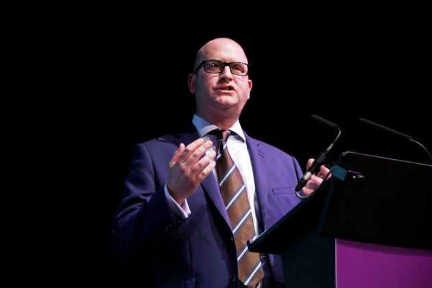 Paul Nuttall And Suzanne Evans Announce Ukip Leadership
