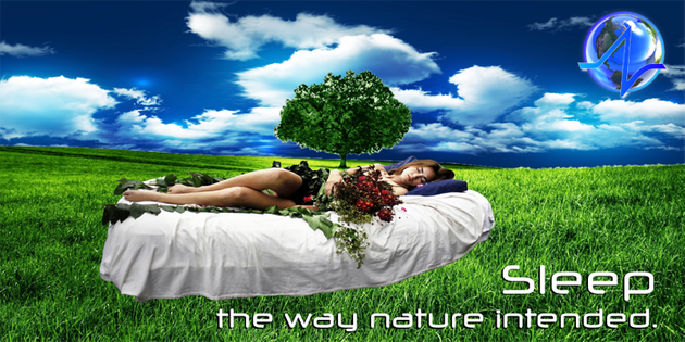 Sleep the way nature