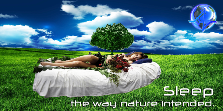 Sleep the way nature intended