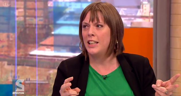 Jess Phillips Attacks 'Hate Peddling' Nigel Farage For Questioning Donald Trump Sexual Assault