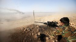 Iraqi Kurds Seize Town Near Mosul, As Offensive Presses
