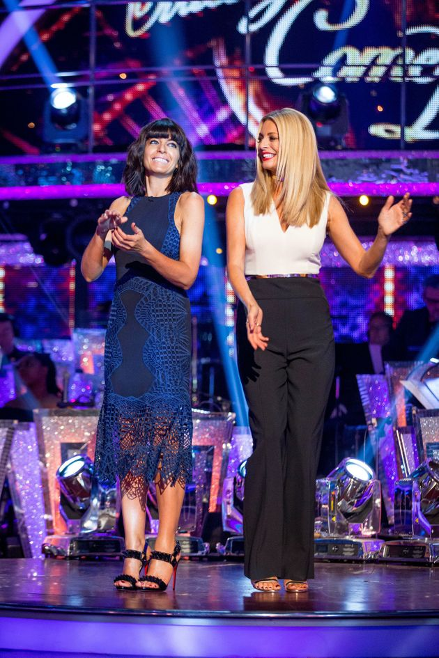 Claudia Winkleman will step in for Bruce on the Children In Need