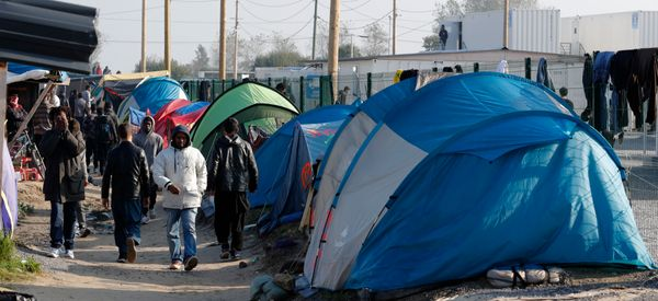 Fate Of Child Migrants Uncertain A Day Before France Demolishes 'Jungle' Camp