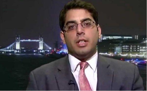 Raheem Kassam, an ex-advisor to Nigel