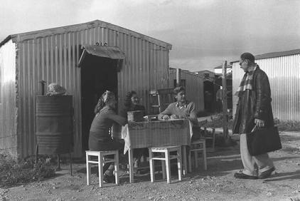 Transit Camp, Israel, 1950's