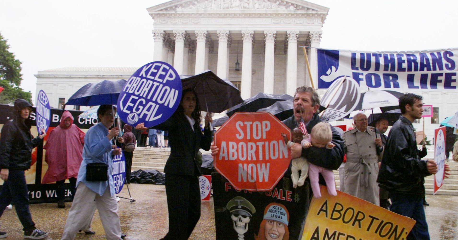 an argument against partial birth abortion