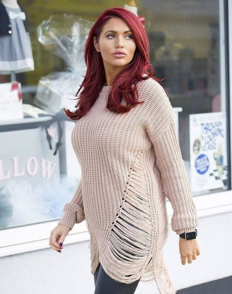 Amy Childs Is Pregnant With Her First