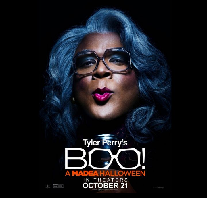 The latest Madea sequel beat out the latest Jack Reacher sequel at the box office last weekend.