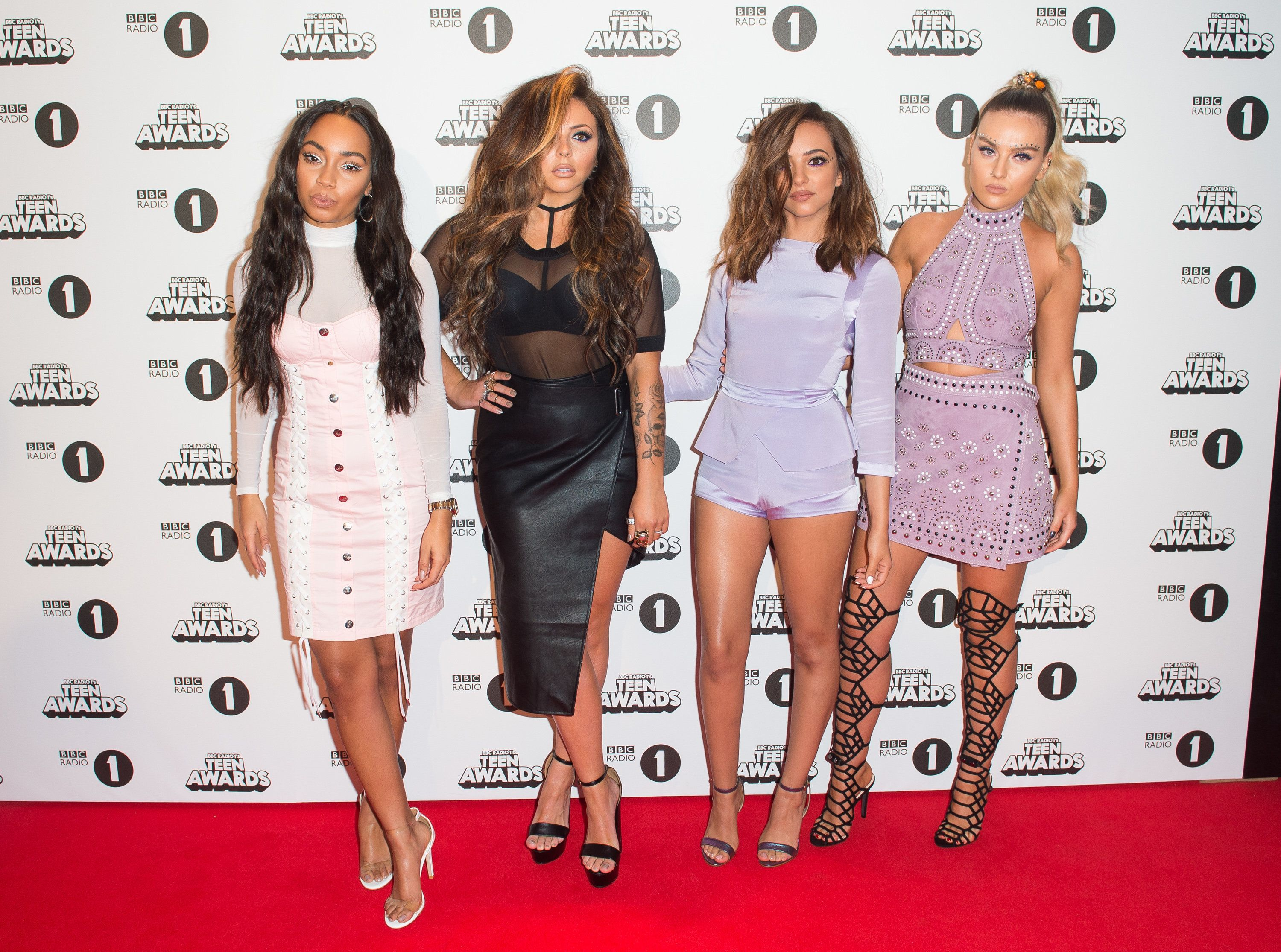 Little Mix Have A Message For Their Costume Critics (Yes, Mel C, That Means