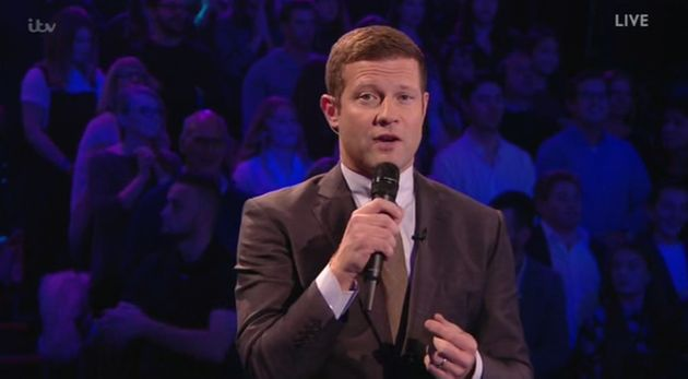 Dermot issued an apology for Gifty's