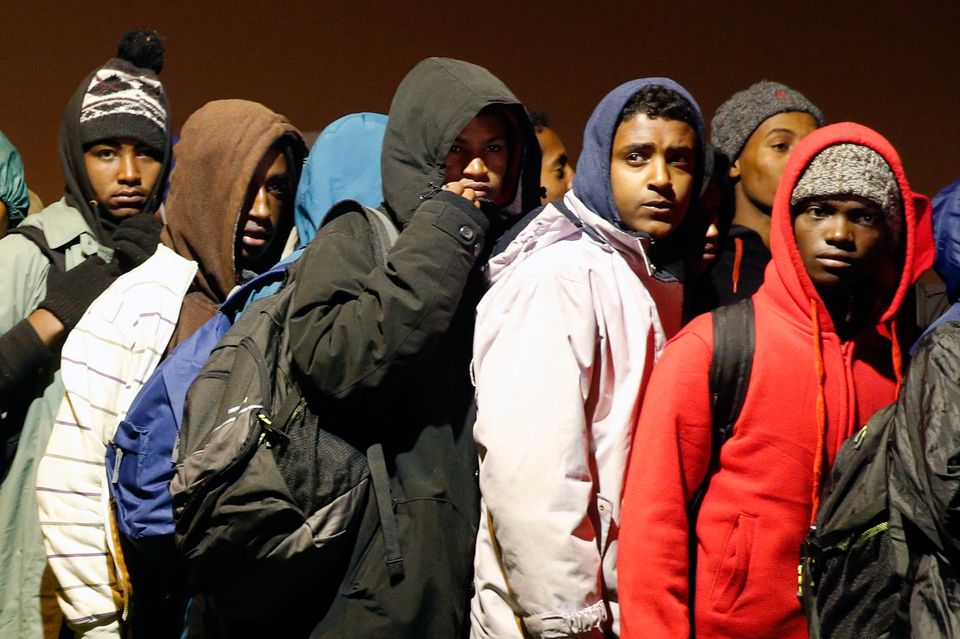 Migrants and refugees in the