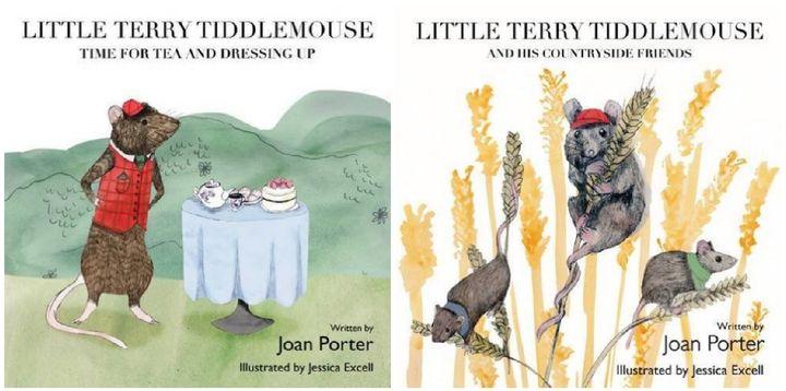 Joan Porter's published books.