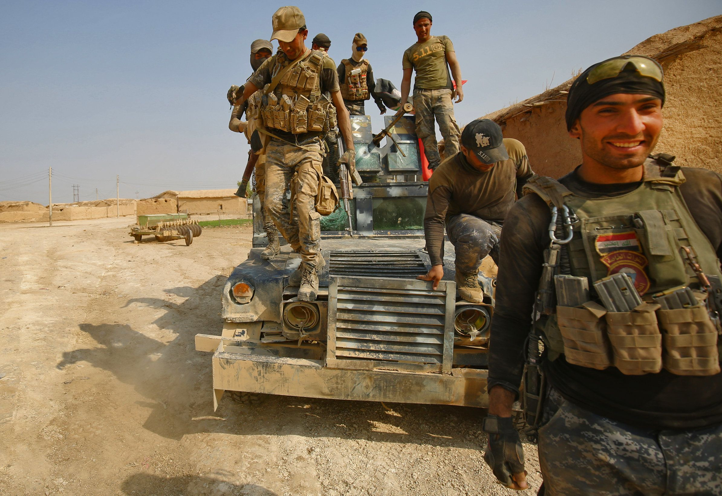 Mosul Could Be A Make Or Break Battle For