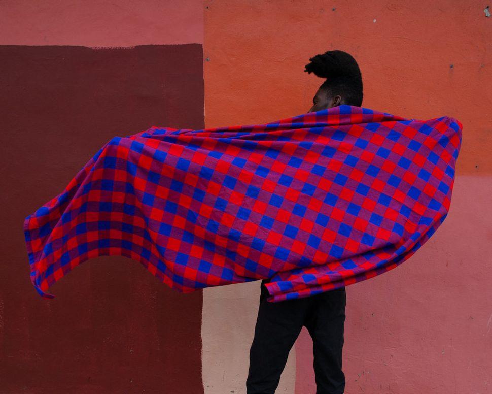 """""""Maasai in the Wind"""""""