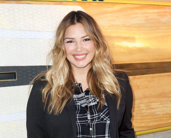 Model Katie Wilcox