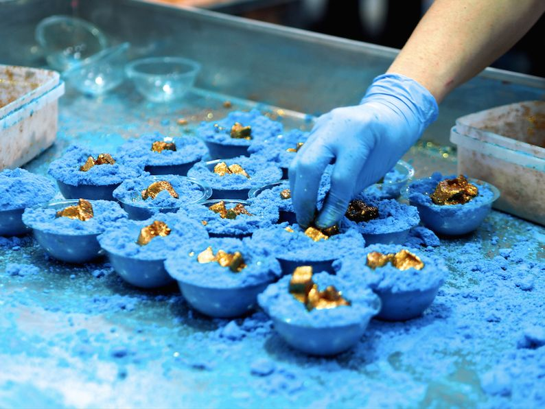 Lush Factory Tour In Poole: See How The Brand's Best-Selling Products Are Really