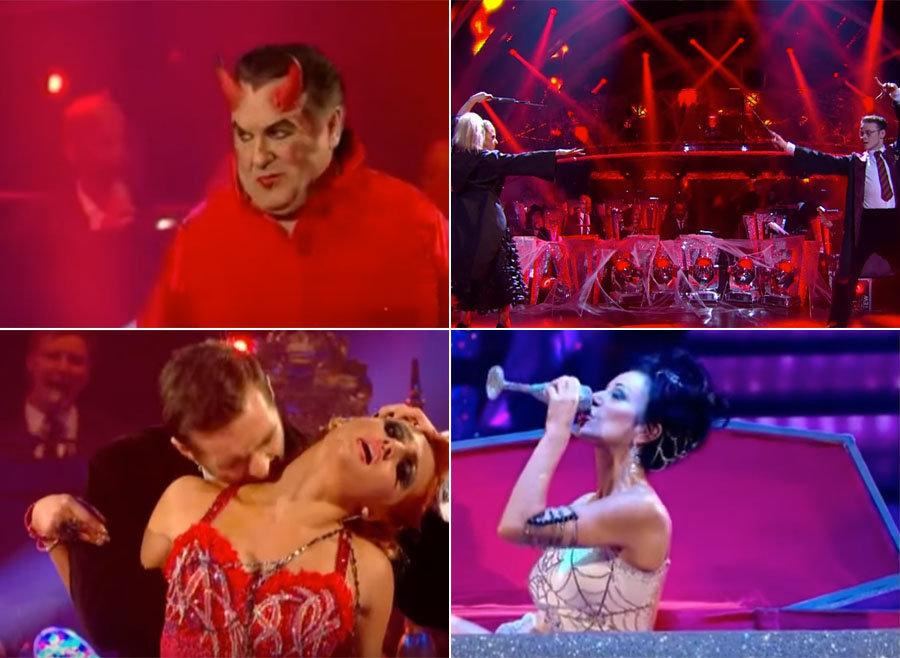 18 Most Memorable Halloween Week 'Strictly Come Dancing'