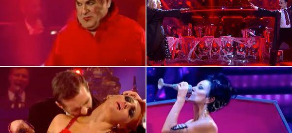 18 Most Memorable Halloween Week 'Strictly Come Dancing' Performances