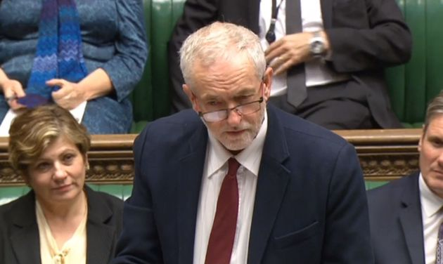 Jeremy Corbyn warned of 'chaotic