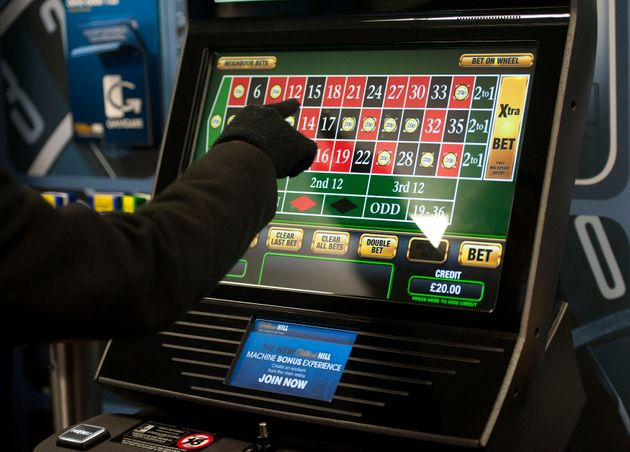 Casino-Like Betting Machines Likened To 'Crack Cocaine' Face Government