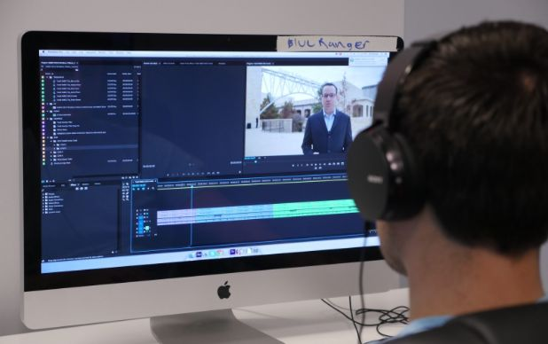 Post-Production is where the original vision of the video begins to come to life.