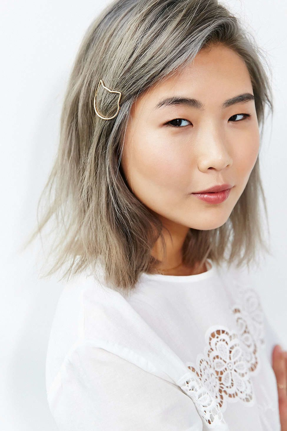 """Cat Hair Clip, $12,<a href=""""http://www.urbanoutfitters.com/urban/catalog/productdetail.jsp?id=36334860&category=SEA"""