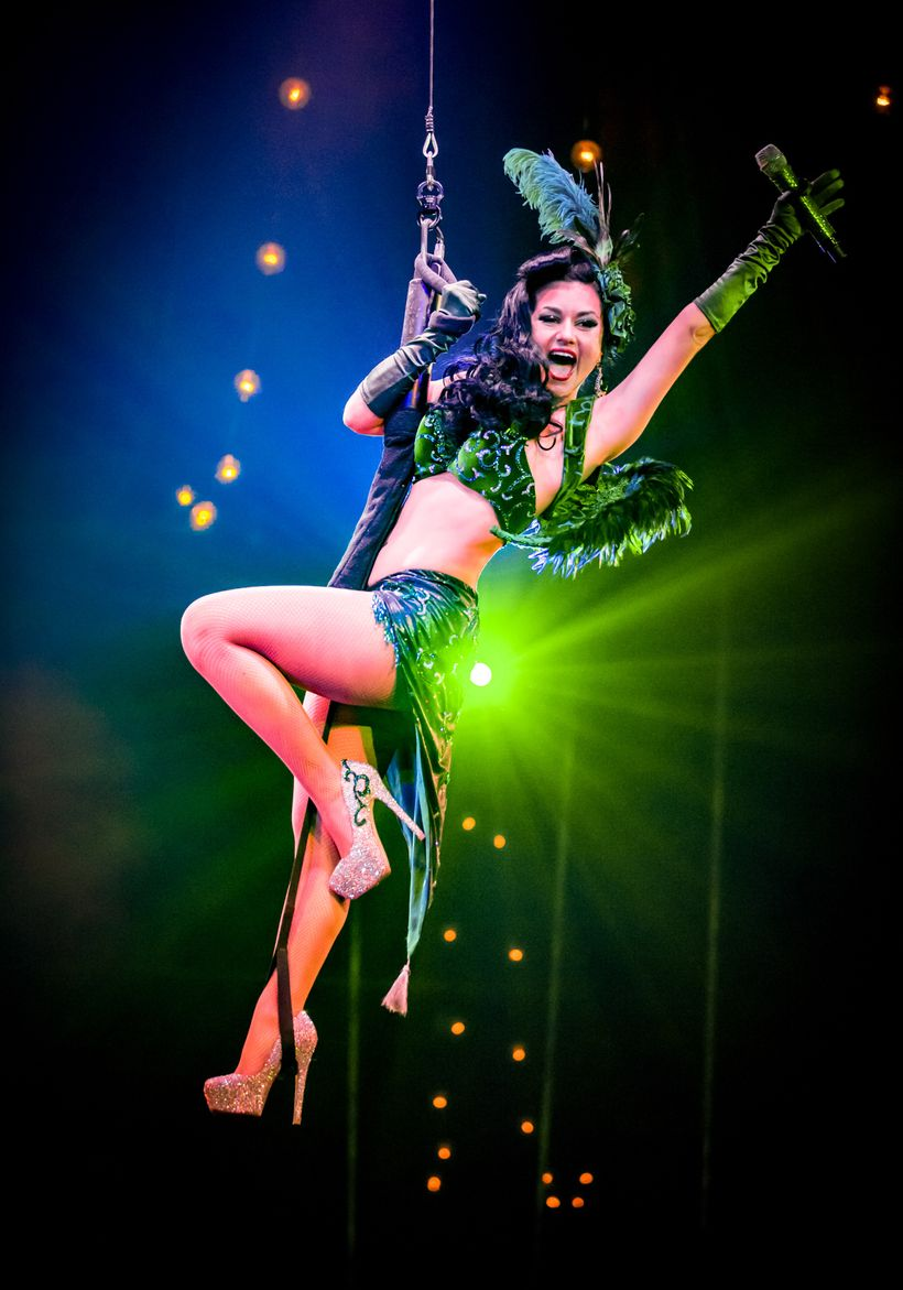 Absinthe's Green Fairy Melody Sweets.