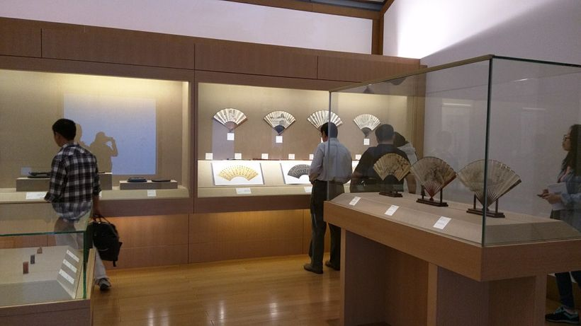 Galleries are designed to complement the artifacts