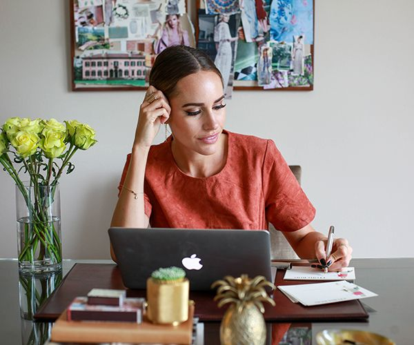 Louise Roe, Fashion Writer, and TV Personality