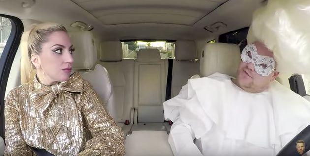 You'll Go Gaga For James Corden's Latest 'Carpool Karaoke'