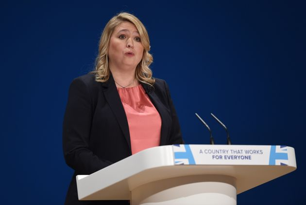 Culture Secretary Karen Bradley has indicated that the government is hesitant to force newspapers to...