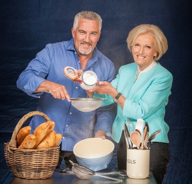 Paul Hollywood is the only 'Bake Off' star moving to Channel