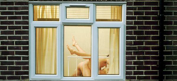 The 5 Most Embarrassing Things Your Neighbours Have Seen You Do (And It's Not Sex)