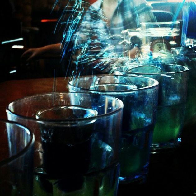 Mixing alcohol with energy drinks could have a long-lasting impact on