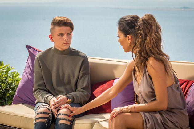 'X Factor' Judge Nicole Scherzinger Branded A 'C***' By Former Hopeful James