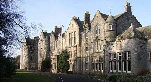 At more than 600 years old, St Andrews is Scotland's oldest university - and one of the